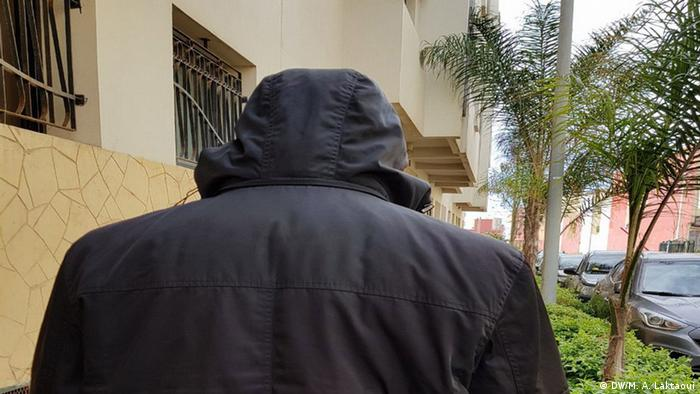 Marokko Häusliche Gewalt gegen Männer (DW/M. A. Laktaoui)