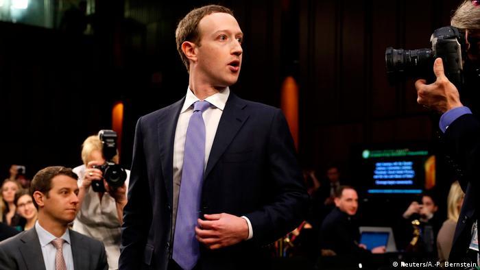 Zuckerberg, Facebook'un kötüye kullanılmasını engellemek için fazla çaba göstermediklerini kabul etti
