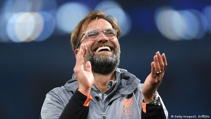 Champions-League Manchester City vs Liverpool (Getty Images/L. Griffiths)