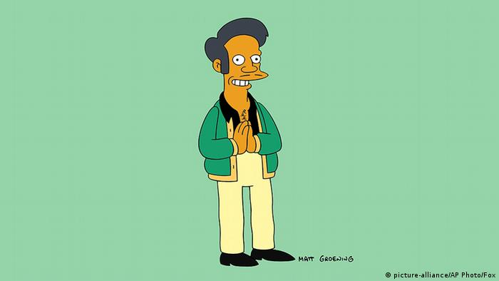 Die Simpsons - Apu (picture-alliance/AP Photo/Fox)