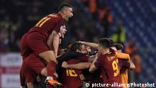 UEFA Champions League Roma - Barcelona