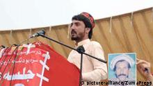 Manzoor Pashteen (picture-alliance/ZumaPress)