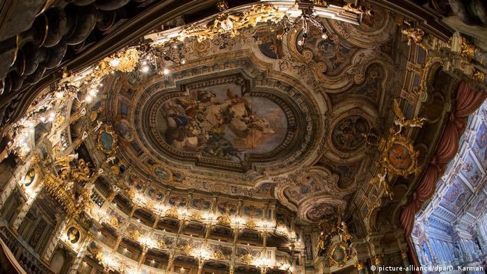 Markgräfliches Opernhaus Bayreuth (picture-alliance/dpa/D. Karman)