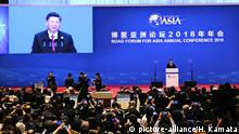China: Boao Forum. Ansprache Xi Jinping