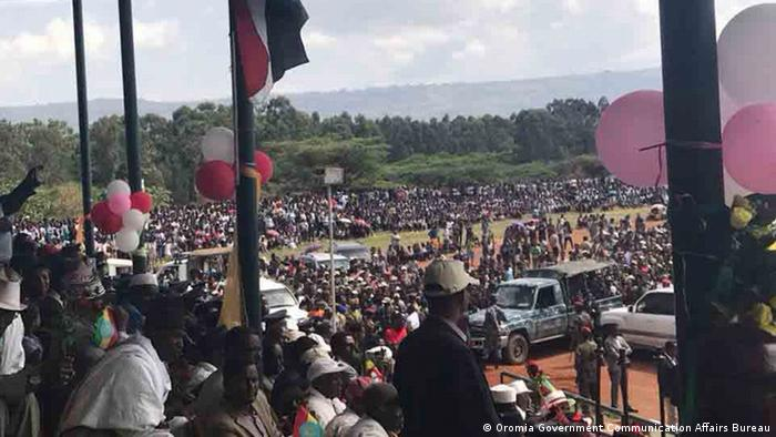 Äthiopien Premierminister Dr. Abiy Ahmed