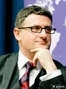 Марк Галеотті, британський експерт зі спецслужб