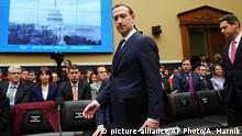 USA Kongress House Energy and Commerce Committee | 2. Anhörung Mark Zuckerberg, Facebook CEO