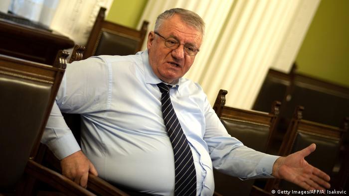 Šešelj je samo jedan od zločinaca u političkom životu Srbije