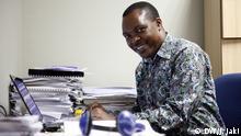 Südafrika Universität Stellenbosch | Hezron Kangalawe