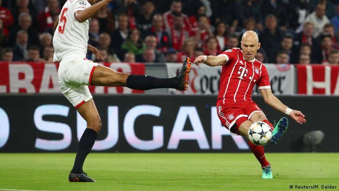 Arjen Robben (Reuters/M. Dalder)