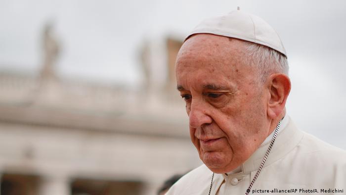El papa nombra nuncio en El Salvador a Santo Gangemi