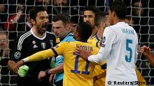 Champions League Real Madrid vs Juventus Turin