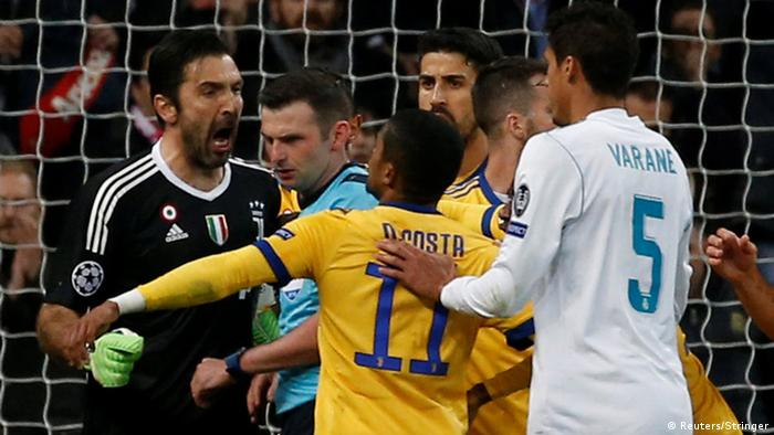 Gianluigi Buffon crossed a line and efforts to defend him are wrong