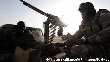 Intervention in Mali |