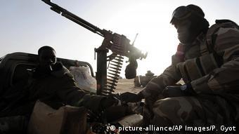 Mali Kämpfer