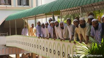 The Hathazari Quran school in Chittagong, Bangladesh, has been considered a hotbed for breeding terrorists