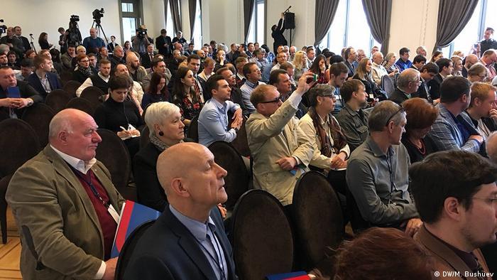 На Форуме свободной России в Вильнюсе