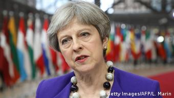 Theresa May (Getty Images/AFP/L. Marin)