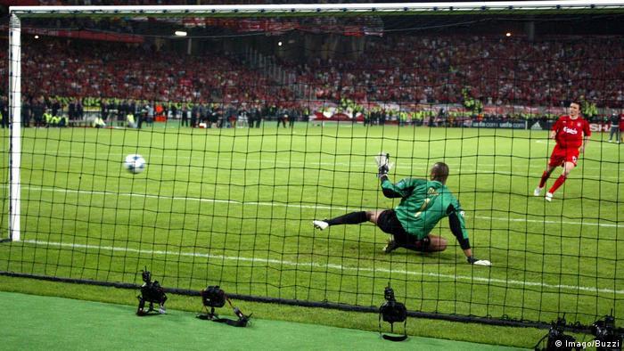 BG Fußball Champions League comeback