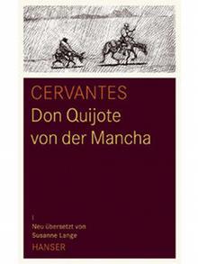 Cover Cervantes Don Quijote