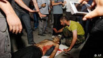 Iran Unruhen