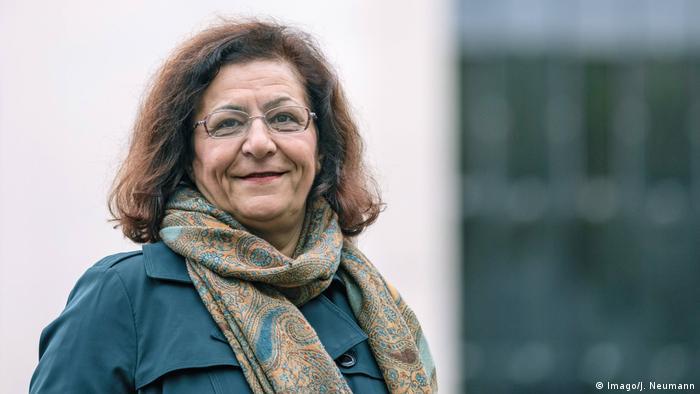 Mina Ahadi Vorsitzende des Zentralrat der Ex Muslime
