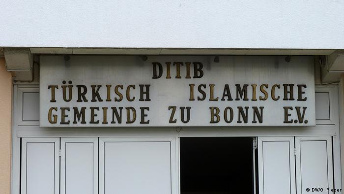 Deutschland türkisch-islamische Gemeinde in Bonn (DW/O. Pieper)
