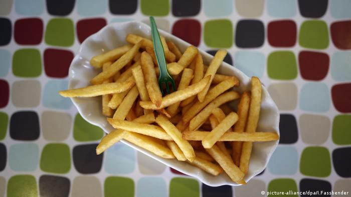 French fries (picture-alliance/dpa/I.Fassbender)
