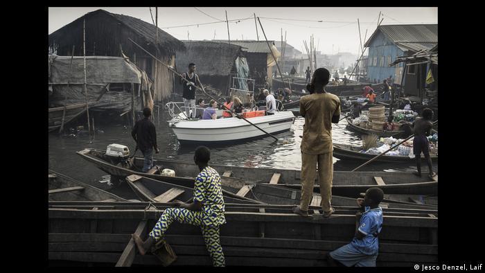 Водні поселення Лагоса - під загрозою