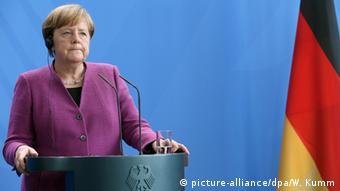 Merkel empfängt dänischen Ministerpräsidenten Rasmussen