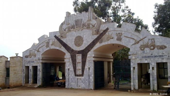 Haramaya Universität Äthiopien