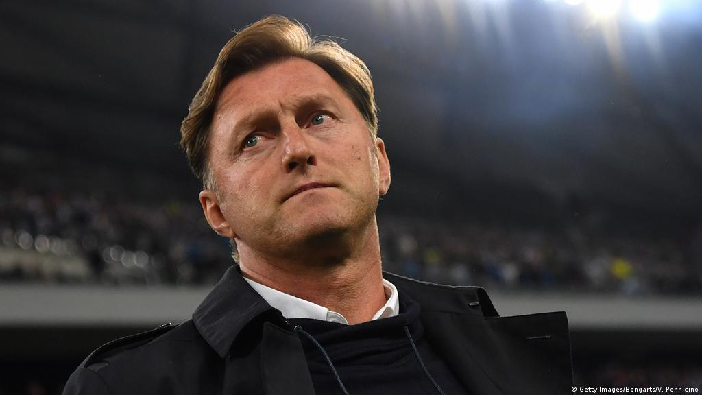 Bundesliga Rb Leipzig Coach Ralph Hasenhuttl To Leave Club Sports German Football And Major International Sports News Dw 16 05 2018