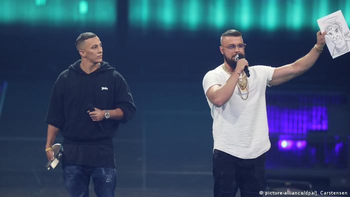 Echo 2018 Kollegah and Farid Bang