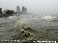 加勒比海的飓风