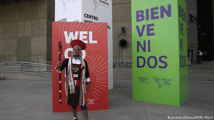 Peru Americas Gipfel