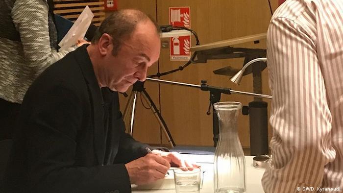 Robert Menasse im Literaturhaus Bonn