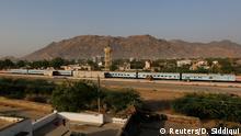 BG Indien Krankenhaus-Zug bringt Hoffnung in indische Dörfer