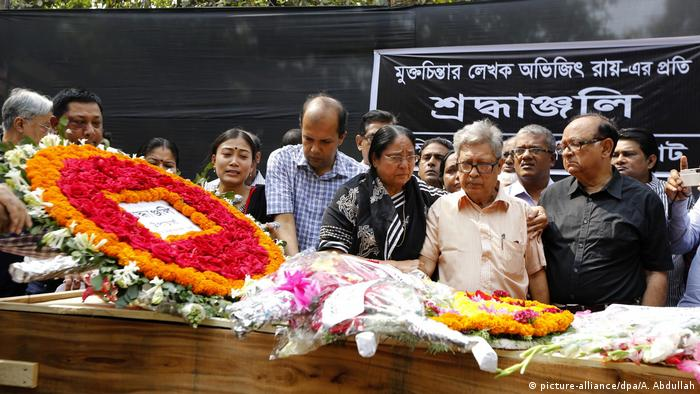Bangladesh blogger: the wrath of a father demanding justice for his