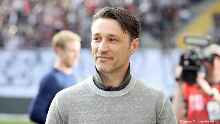 Тренер футбольной команды бавария