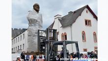 Karl-Marx-Statue in Trier