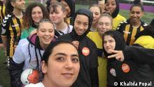 Frauenfussballerin Khalida Popal