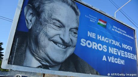 Великий переїзд: інститути Сороса розмірковують над виїздом з Угорщини
