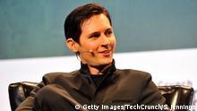 Pawel Durow russischer Unternehmer und Gründer des sozialen Netzwerk vk.com