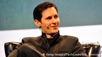 Основатель мессенджера Telegram и соцети В контакте, российский IT-предприниматель Павел Дуров