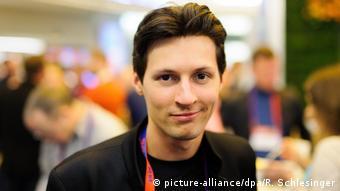 Павло Дуров, засновник Telegram
