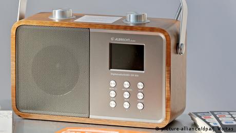 Digitaler Radioempfänger
