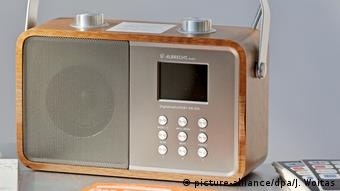 Приемник цифрового радиосигнала, фото из архива