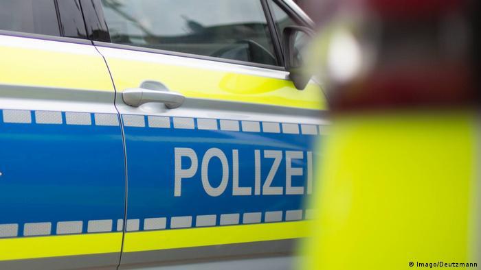 Symbolbild Polizei-Einsatz
