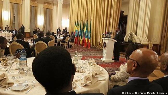 Abiy Ahmed Ali Ministerpräsident Äthiopien