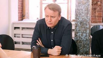 Гендиректор организации Transparency International в России Илья Шуманов (фото из архива)